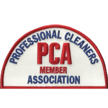 PCA Uniform Badge