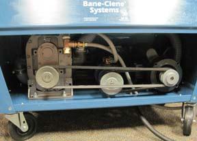 DVD's for Belt-Driven Bane-Clene Machines
