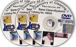 Chemistry of Cleaning DVD's