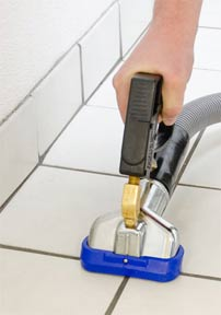 Hand Tool for Countertop, Stone Floor and Tile & Grout Cleaning