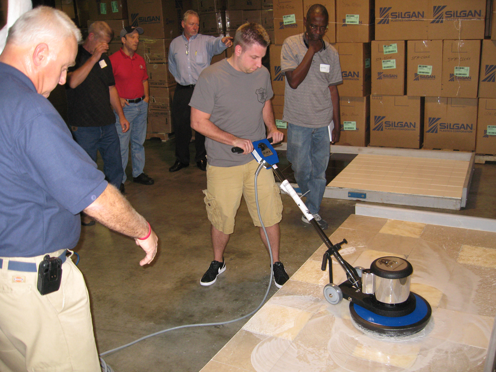 Image of Bane-Clene Hands-On Stone Restoration Training Class