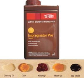 Impregnator Pro repelling oils