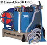 Perma-Mount 70 truckmount equipment