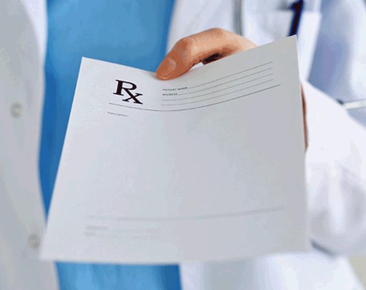 Prescribing RX for a Cure