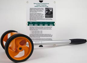 The price calculator, velox estimate sheet and the roller meter are included in this package.