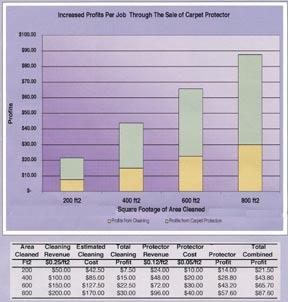 Carpet Protector Graph