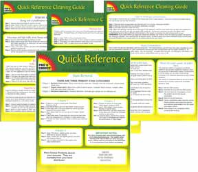 CTI Pro's Choice Quick Reference Technicians Guide