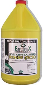 Prevents Resoiling and Reappearing Spots and Stains Using Encapsulation Technology