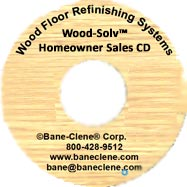 Wood-Solv Homeowner Sales CD