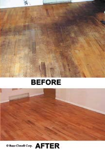 Wood Floor Refinished