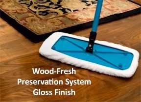 Wood-Fresh Gloss Floor Finish