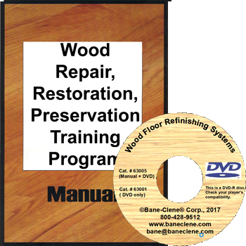 Wood-Solv Training DVD and Manual