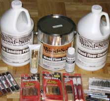 Wood-Solv Refinishing Products