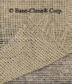 Image Showing Delamination of Carpet Backing