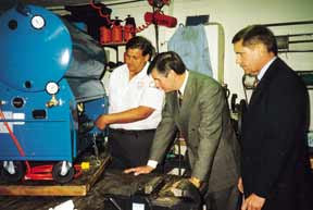 Bane-Clene Carpet Cleaning Equipment is all made in the United States