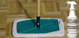 Wood-Solv™ Wood Floor Cleaner