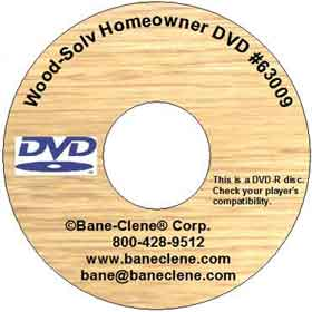 Wood-Solv Homeowner Sales DVD